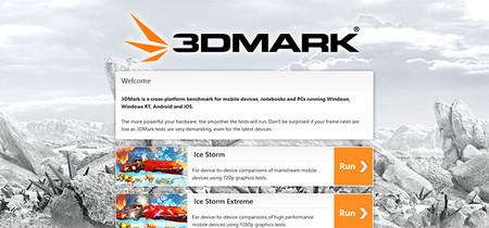 3DMark, para comparar la potencia gráfica de tus dispositivos. La aplicación de la semana