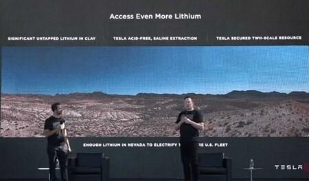 Tesla patenta su propio método de extracción de litio para abaratar el precio de sus coches eléctricos