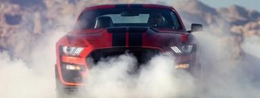 Ford confirma 760 hp para el Mustang Shelby GT500: más potente que un Ferrari F8 Tributo