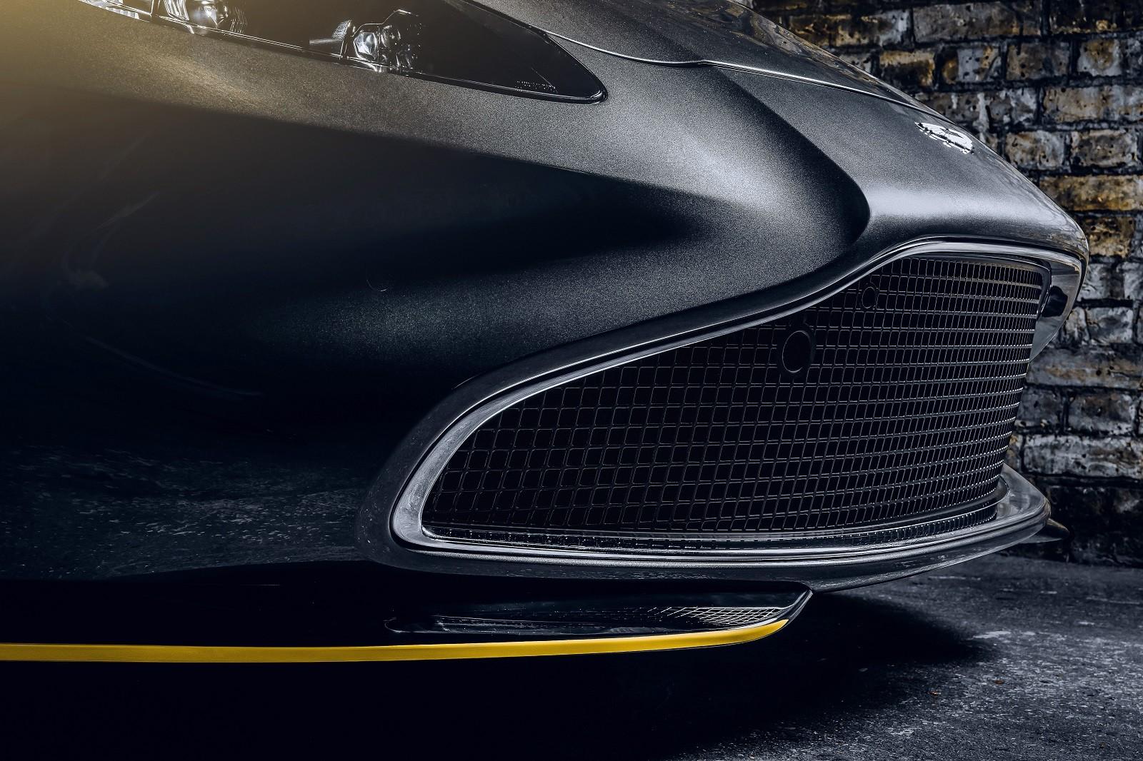 Foto de Aston Martin Vantage y DBS Superleggera 007 Edition (6/39)