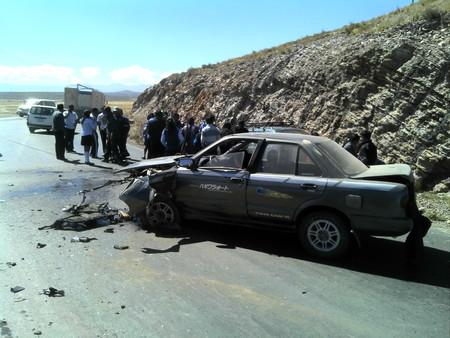 ¿Qué sí y qué no hacer cuando ves un accidente en carretera?
