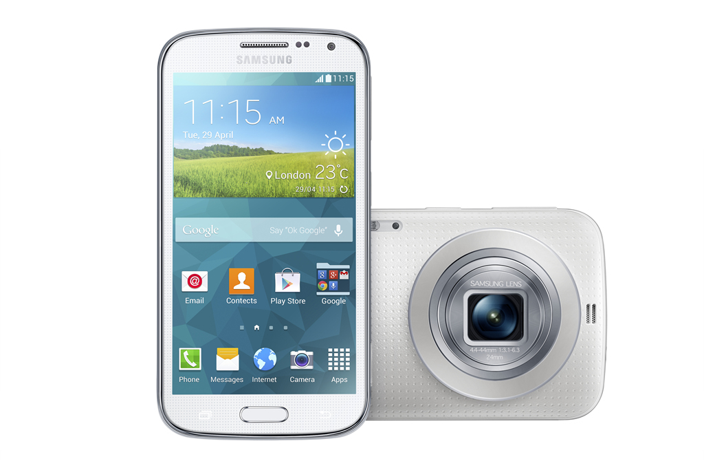 Foto de Samsung Galaxy K Zoom (12/12)