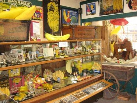 El Museo de la banana en Auburn, Washington