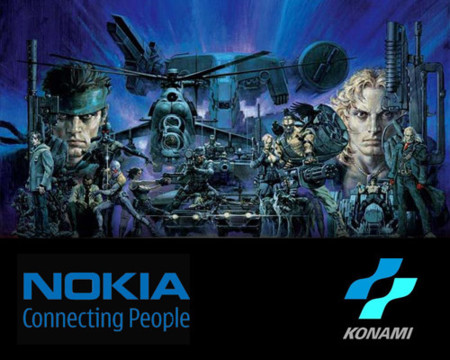 KONAMI desarrollará Metal Gear Solid para N-Gage