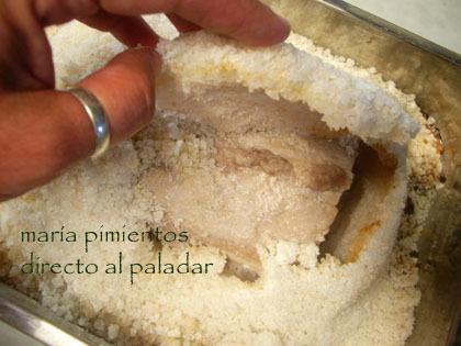 abrimos la costra de sal