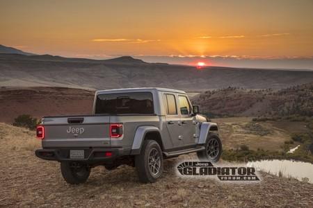 Jeep Gladiator Filtrada 2