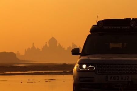 Y se acabó: Ruta de la Seda 2013 finalizada para el Range Rover Híbrido