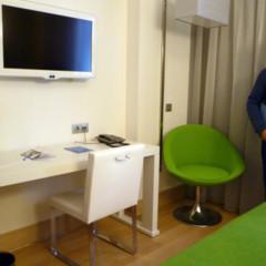 Foto 6 de 7 de la galería habitacion-verde-de-los-hoteles-nh en Decoesfera