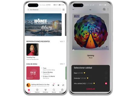 Huawei P40 Pro 04 Soft Huawei Music