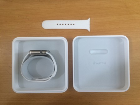 Unboxing Apple Watch de acero en español