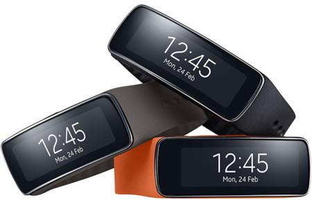 Samsung Gear Fit, la nueva pulsera cuantificadora