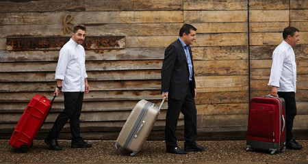 Los hermanos Roca vuelven a España en su nueva gira homenajeando la gastronomía local
