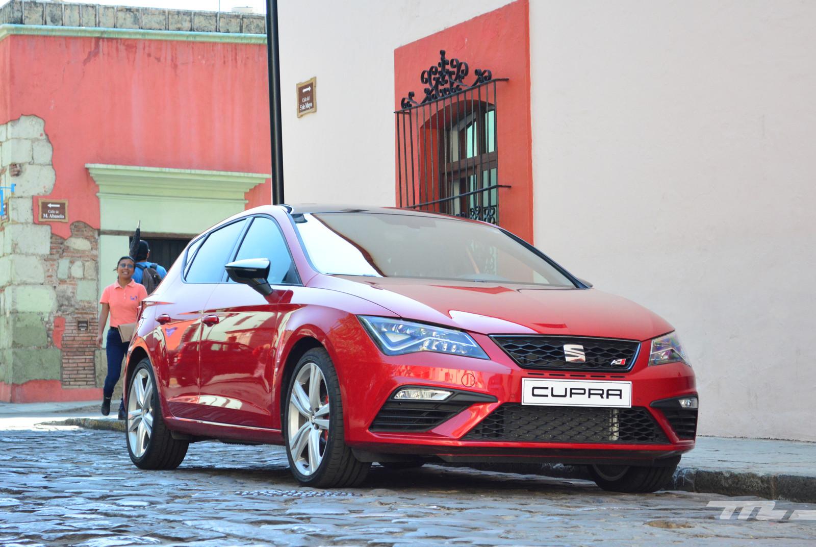 Foto de SEAT León CUPRA (lanzamiento) (2/10)