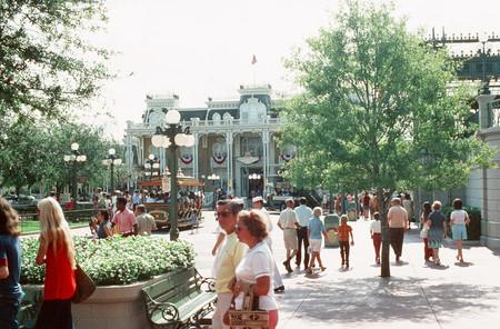 Disneyworld Orlando Fl Summer 1972 11