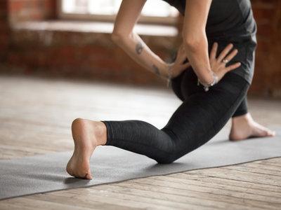 Cinco posturas de Yoga que nos ayudan a abrir las caderas