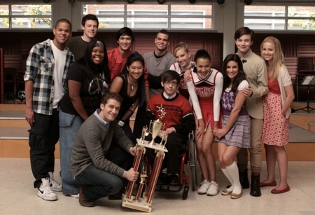 El reparto original de 'Glee' volverá en su cuarta temporada