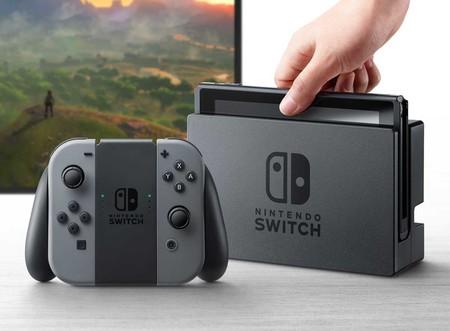 No solo moda: nueva videoconsola Nintendo Switch