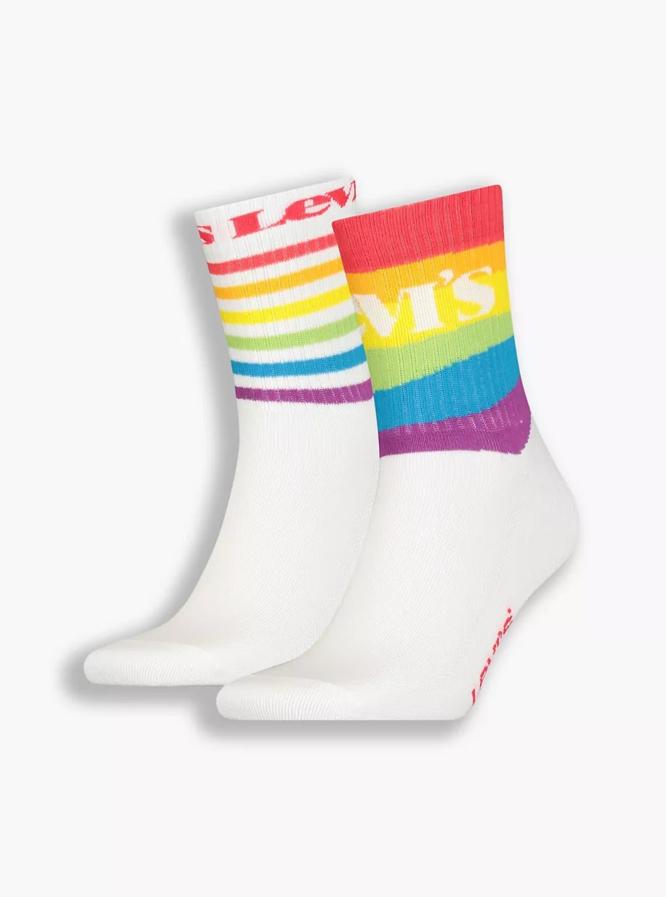 Pack de dos calcetines Pride