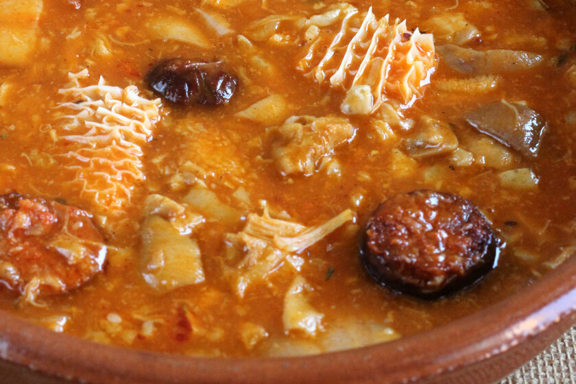 Callos a la madrileña: receta tradicional