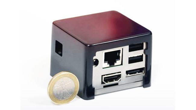 CuBox Pro, un ordenador minúsculo con potencia para reproducir alta definición