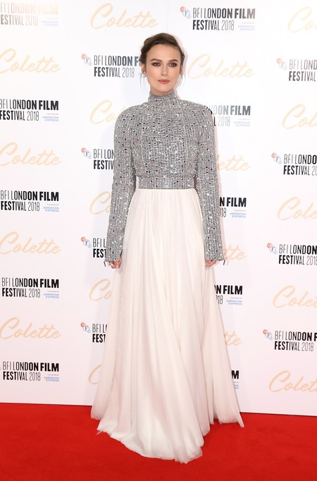 Keira Knightley 62nd Bfi London Film Festival Colette By Wash Westmoreland Red Carpet Afterparty October 11th 2018 4