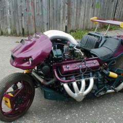 Foto 7 de 10 de la galería ghost-rider-a-la-rusa en Motorpasion Moto