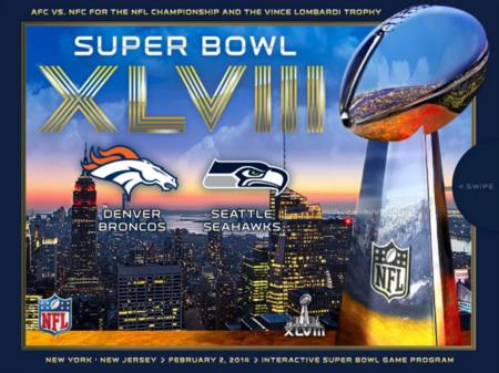 El Super Bowl XLVIII en tu Android