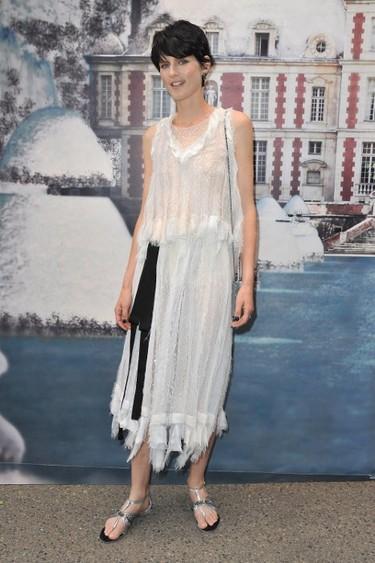 Stella Tennant, con todos ustedes la mejor modelo británica del 2011