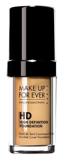 Base de maquillaje Make Up For Ever High Definition, la probamos