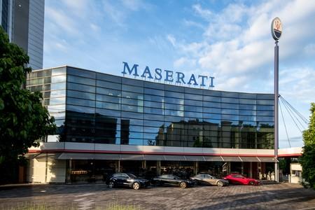 Maserati Planta Modena