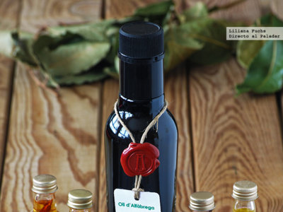 Aromatiks, probamos sus aceites de oliva aromatizados