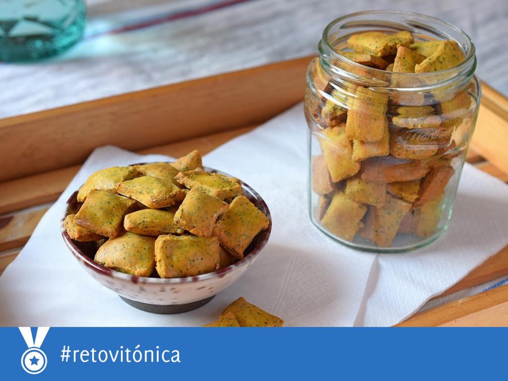 #RetoVitónica: una semana de snacks saludables para picar entre horas de forma sana