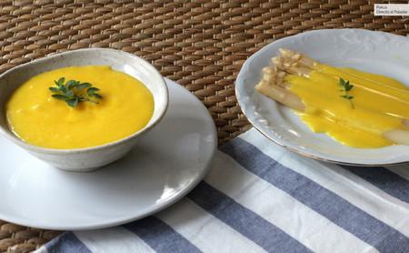 Cómo hacer salsa holandesa tradicional, la mejor para acompañar recetas de pescado