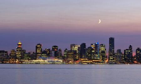 Vídeo: time lapse de Vancouver