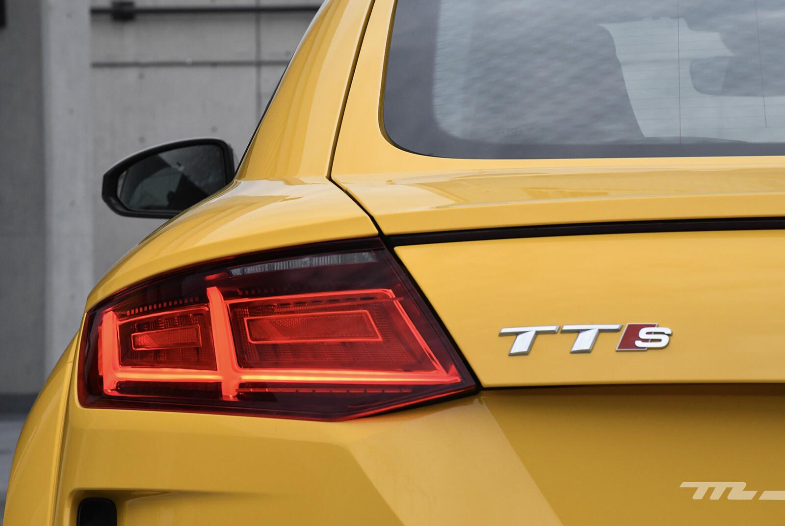 Foto de Audi TTS (prueba) (12/29)