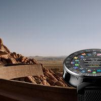 Louis Vuitton lanza un reloj con Android Wear, y no... no es nada barato
