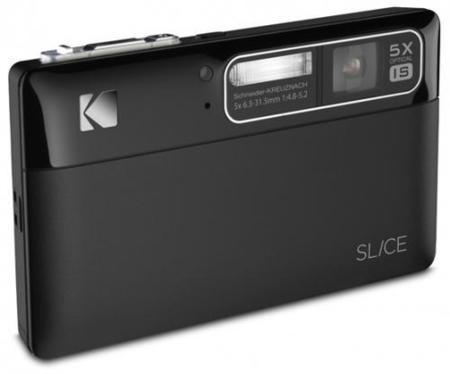 Kodak Slice, compacta elegante con pantalla táctil