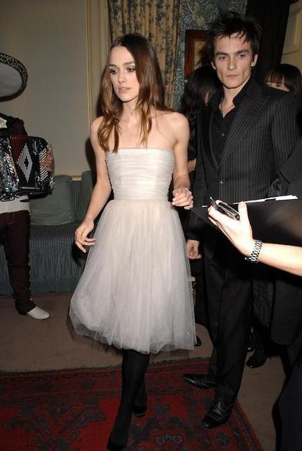 Keira Knightley o cuando el vestido de tu boda no es lo más importante