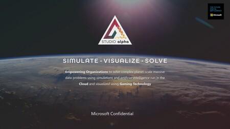 Studio Alpha, la división de Microsoft que busca aplicar la tecnología de los videojuegos a la toma de decisiones militares