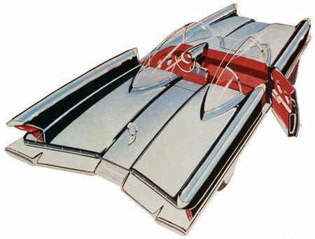 Diseño del Lincoln Futura