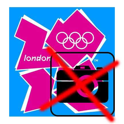 Se confirman las restricciones de equipos fotográficos para usar en los Juegos Olímpicos de Londres 2012