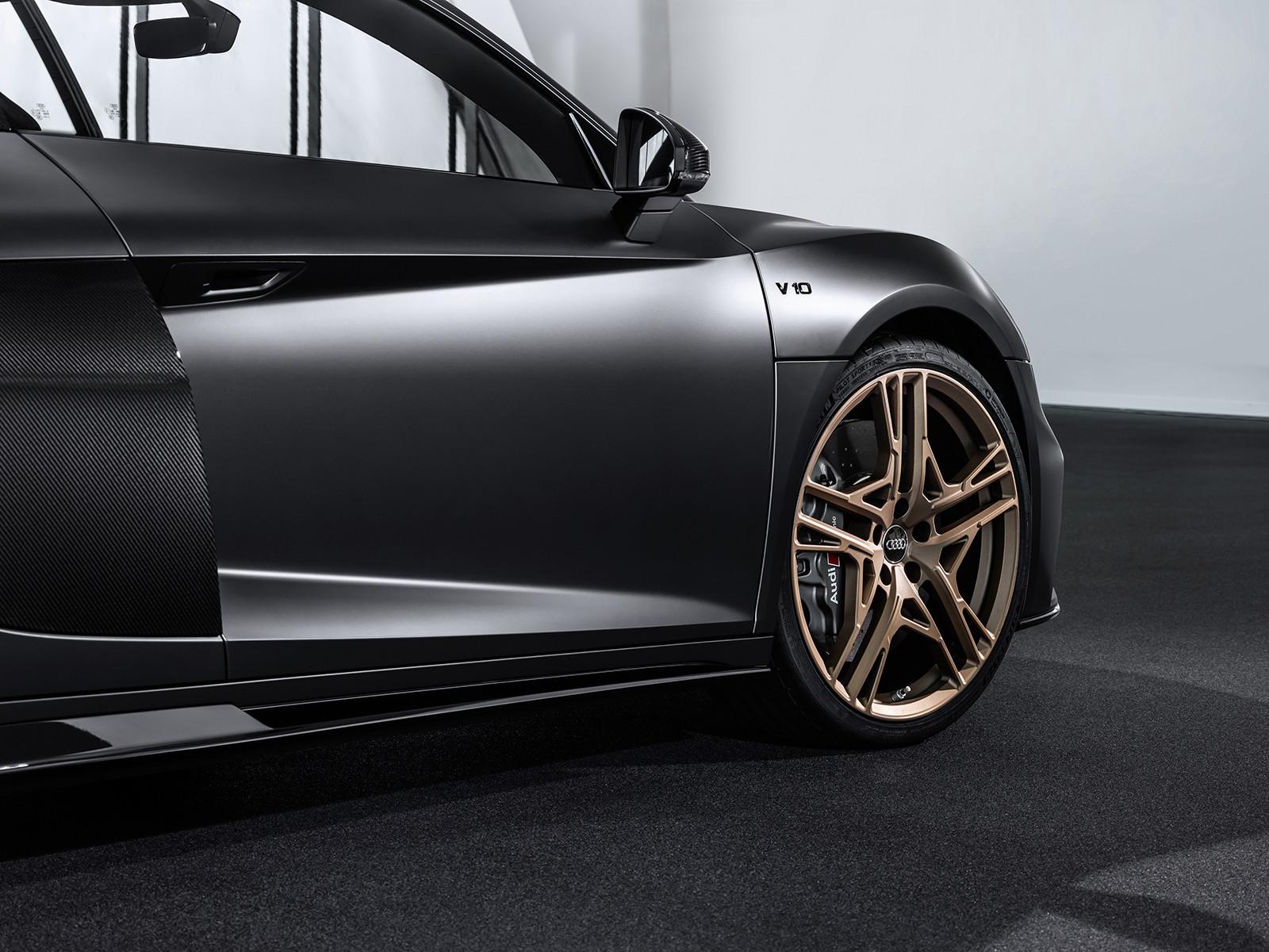 Foto de Audi R8 Decennium (7/13)