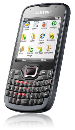 Samsung Omnia Pro B7330 llega con noticias de Windows Mobile 6.5