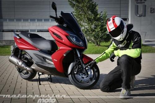 Voy a comprar una moto, ¿con o sin ABS?