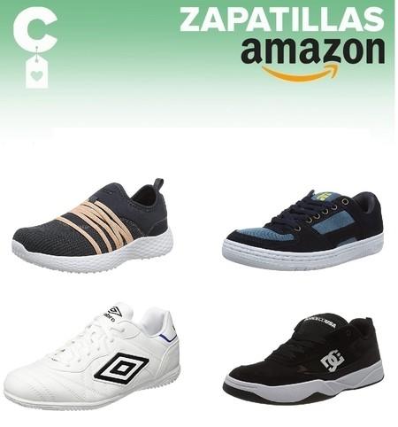 Chollos por menos de 20 euros en tallas sueltas de zapatillas Dc Shoes, Puma, Etnies o Reebok en Amazon