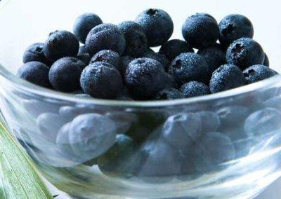 Arándano, un pequeño fruto bondadoso con la salud