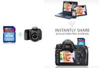 Transcend se apunta al mercado de las tarjetas SD Wi-Fi