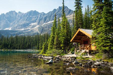 La Cabana Del Lago O Hara Chalet Dent Blanche 4 Mejores Cabananas De Montana Del Mundo