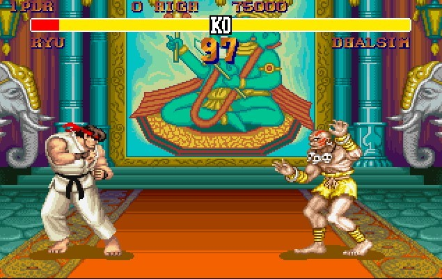 Street Fighter II (Capcom, 1992)