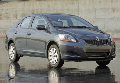 Toyota Yaris Sedán por menos de 200,000 pesos